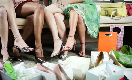 $49 for $100 Worth of Boutique Shoes and Accessories at Kicks