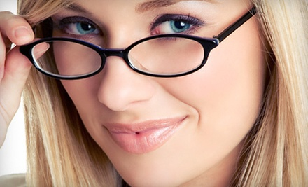 $69 for an Eye Exam and $200 Toward Prescription Lenses and Frames at OptiView Vision ($275 Value)