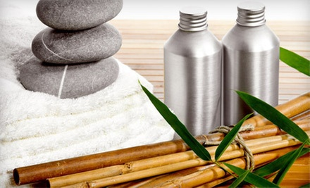 Oxygen Facials or Wraps with Bamboo Massages at Selah Sanctuary Spa (Up to 68% Off). Three Options Available.