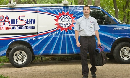 HVAC Cleaning and Inspection from Aire Serv of Elkton Heating and Air Conditioning (49% Off)