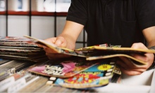 $15 for $30 Worth of Comics and Collectibles at Pulp Comics