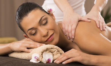 $55 for One 90-Minute Santi Sacred Relaxation Massage at Santi Sacred Massage ($140 Value)