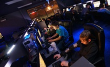 All-Day or Overnight Gaming Passes for Two or Four or Three All-Day Visits at Galaxy Gaming (Up to 61% Off)