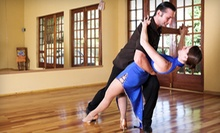 Two or Four Private and Group Dance Lessons at Planet Ballroom (Up to 70% Off)