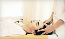 One or Three 60-Minute Reiki-Healing-Therapy Sessions at Integral Holistic Wellness (Up to 58% Off)