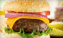 Pub Food at Poncabird Pub (Up to 53% Off). Two Options Available.