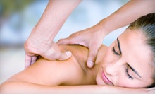 One Deep-Tissue Massage or Two Swedish Massages at Holistic Life Center (Up to 55% Off)