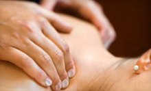 One or Three 70-Minute Full-Body Acupressure Massages at The Amma Station (Up to 61% Off)
