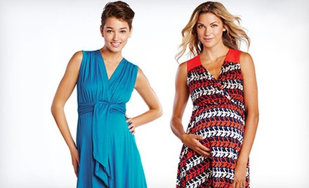 $25 for $50 Worth of Maternity Wear and Gifts at Pickles & Ice Cream