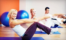 One or Two Months of Unlimited Fitness Classes at Bossy Fitness (Up to 56% Off)