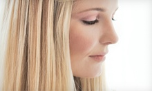 Haircut and Deep Conditioning with Optional Partial or Full Highlights from Tracy at Scandals Salon (Up to 57% Off)