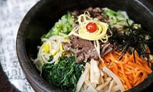 Three-Course Meal for Two with Sake or $49 for $100 Worth of Korean Cuisine SundayThursday at Kori Tribeca