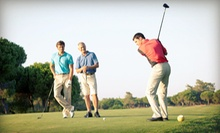 Golf for Two or Four or One-Day Membership for Two at Hidden Falls Golf Club in Meadowlakes (Up to 53% Off)