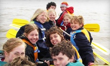 Kayak or Dragon-Boat Lesson or Camp at Manitoba Paddling Association (Up to 53% Off). Six Options Available.