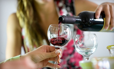 Wine-Tasting Event for 10 or 20 from A Wine Know (Up to 70% Off)