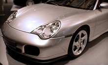 Three Car Washes or One or Two Custom Auto Details at SLR Auto Spa & Cafe (Up to 67% Off)
