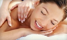 60-Minute Custom Massage or 75-Minute Custom Massage with Reiki at Conscious Healing Space (Up to 54% Off)