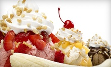 $8 for $16 Worth of Ice Cream and Treats at Marble Slab Creamery