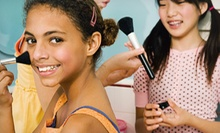 Mother-Daughter Spa Package, Girl's Mani-Pedi, or Spa Party for Six at House Of G.E.M.S (Up to 52% Off)