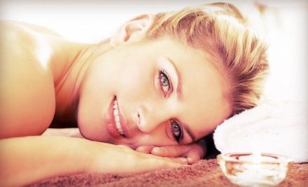 canton massage green