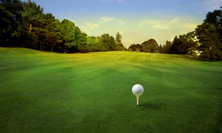 18-Hole Round of Golf with Cart for Two or Four at Sugar Creek Golf Course (Up to 65% Off)