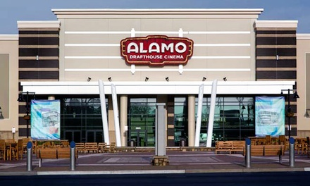 $6 for One Movie Ticket at Alamo Drafthouse Cinema (Up to $11.50 Value)