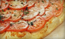 $7 for Pizza Meal for Two with Fountain Drinks at NYC Slices ($12.78 Value)