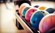 Two Games of Bowling with Shoe Rental for Up to Six with Option for Snacks and Drinks at Southgate Lanes (Up to 69% Off)