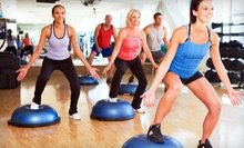 Three- or Six-Month Gym Membership to Ten X Club (Up to 79% Off)