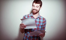 $59 for a Two-Hour Introduction to Acting Workshop at Orcatek Photography ($125 Value)
