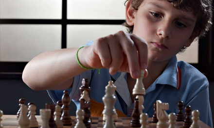 5 or 8–12 Chess Classes at Chess 'N Math Association (Up to 71% Off)