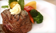Upscale Dinner Cuisine at Horizons Restaurant &amp; Bar (Up to 51% Off). Two Options Available. 