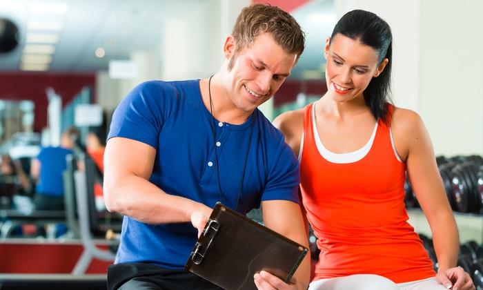 King Rock Gym - KING ROCK GYM: 5 o 10 lezioni con personal trainer, anamnesi fisica e test muscolari da 24,99 €