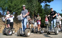 Four-Hour Big Redwoods Segway Tour for One, Two, or Four from Segway Off Road (Up to 54% Off)