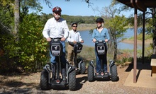 Grapevine Lake Off-Road Segway Tour for One, Two, or Four from Segway Grapevine (Up to 56% Off)