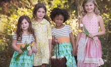 $10 for $20 Worth of Kids' Clothing and Accessories at JF and Company