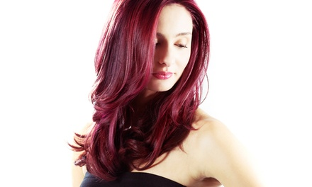 Women's Hair Care Packages at Architeqt Salon and Gallery (Up to Half Off). Four Options Available.