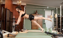 Private or Group Pilates, Spin, and Yoga Classes at Agility Studio (Up to 83% Off). Three Options Available.