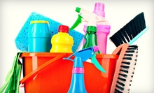 One or Three Housecleaning Sessions or One Carpet-Cleaning Session from Sterling House Cleaners (Up to 55% Off)