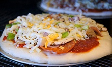 Pizza Dinner for Two or Four at WhichWay Pizza (Half Off)