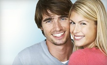 One At-Home Teeth-Whitening Kit or One or Two In-Office Treatments from Smile Bright Teeth Whitening (Up to 84% Off)