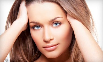 Airbrush-Makeup Application with Lash Extensions or Airbrush-Makeup Lesson at Airbrush Artist Pro (Up to 67% Off)