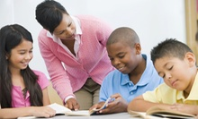 $49 for Tutoring Package with Skills Assessment and Four Tutoring Sessions at Sylvan Learning Center (Up to $394 Value)