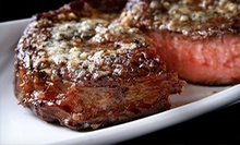 Steak-House Food at ROX City Grill (Half Off). Two Options Available.