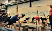 $39 for 10 Yoga Classes at Asheville Community Yoga ($100 Value)