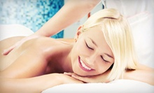 Signature Massage with Option for Signature Facial at Athena Spa (Up to 57% Off)