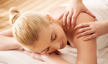 One or Three 60-Minute Swedish Massages at Serenity Now, Therapeutic Massage (Up to 53% Off)