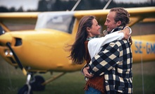 Introductory or Sunset Flight from Positive Rate Gear Up in Farmingdale (Up to 71% Off). Four Options Available.