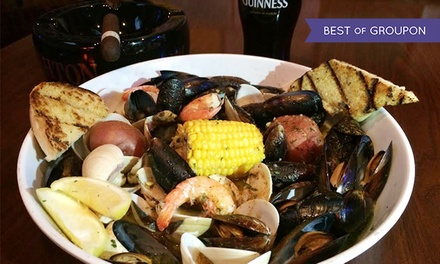 Oysters, Seafood, and Steaks for Lunch or Dinner at Wintzell's Oyster House (Up to 47% Off)