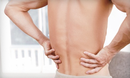 Chiropractic Consultation and Exam with One or Two Adjustments at Marsteller Family Chiropractic (Up to 91% Off)
